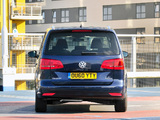 Images of Volkswagen Touran UK-spec 2010