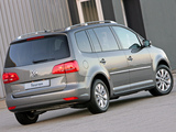 Images of Volkswagen Touran ZA-spec 2010