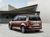 Images of Volkswagen Touran CN-spec 2010