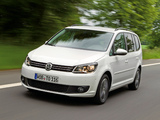 Images of Volkswagen Touran TDI BlueMotion 2010