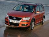 Photos of Volkswagen CrossTouran 2007