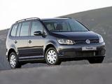 Photos of Volkswagen Touran ZA-spec 2010