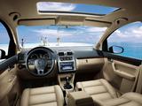 Photos of Volkswagen Touran CN-spec 2010