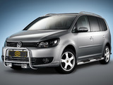Photos of Cobra Volkswagen Touran 2010