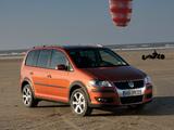 Pictures of Volkswagen CrossTouran 2007