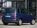 Pictures of Volkswagen Touran EcoFuel 2007–10