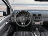 Pictures of Volkswagen CrossTouran 2010