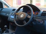 Volkswagen Touran UK-spec 2003–06 wallpapers