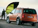 Volkswagen CrossTouran 2007 photos
