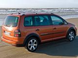 Volkswagen CrossTouran 2007 pictures