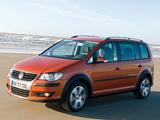 Volkswagen CrossTouran 2007 wallpapers