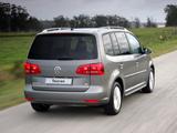 Volkswagen Touran ZA-spec 2010 images
