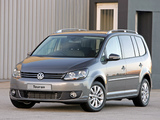 Volkswagen Touran ZA-spec 2010 photos