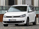 Volkswagen Touran TDI BlueMotion 2010 pictures
