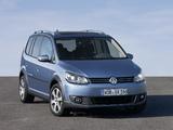 Volkswagen CrossTouran 2010 pictures
