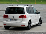 Volkswagen Touran TDI BlueMotion 2010 wallpapers