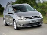 Volkswagen Touran ZA-spec 2010 wallpapers