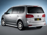 Cobra Volkswagen Touran 2010 wallpapers