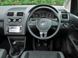 Volkswagen Touran UK-spec 2010 wallpapers