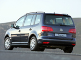 Volkswagen Touran ZA-spec 2010 wallpapers