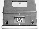Images of Volkswagen Typ 147 Kleinlieferwagen (Fridolin) 1964–74
