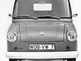 Volkswagen Typ 147 Kleinlieferwagen (Fridolin) 1964–74 pictures