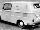 Volkswagen Typ 147 Kleinlieferwagen (Fridolin) 1964–74 wallpapers