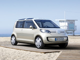 Images of Volkswagen space up! Blue Concept 2007