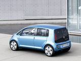 Images of Volkswagen space up! Concept 2007