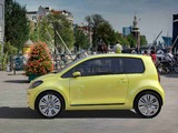 Images of Volkswagen e-up! Concept 2009