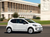 Images of Volkswagen up! White 3-door 2011