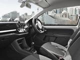 Images of Volkswagen up! 3-door AU-spec 2012