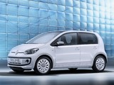 Images of Volkswagen up! White 5-door 2012