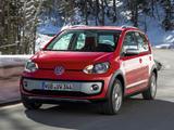 Images of Volkswagen cross up! 2013