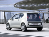 Photos of Volkswagen up! Concept 2007