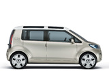 Photos of Volkswagen space up! Blue Concept 2007