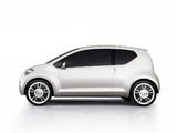 Photos of Volkswagen up! Concept 2007