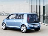 Photos of Volkswagen space up! Concept 2007