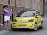 Photos of Volkswagen e-up! Concept 2009
