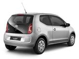 Photos of Volkswagen up! 3-door AU-spec 2012