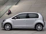Photos of Volkswagen up! 5-door 2012
