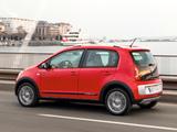 Photos of Volkswagen cross up! 2013