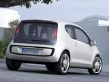 Pictures of Volkswagen up! Concept 2007
