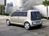 Pictures of Volkswagen space up! Blue Concept 2007