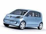 Pictures of Volkswagen space up! Concept 2007