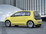 Pictures of Volkswagen e-up! Concept 2009