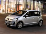 Pictures of Volkswagen up! 5-door 2012