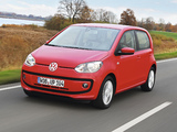 Pictures of Volkswagen eco up! 5-door 2013