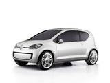 Volkswagen up! Concept 2007 images