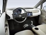 Volkswagen space up! Blue Concept 2007 images